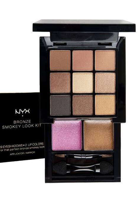 Alat Makeup Silky s109b bronze smokey look makeup and tips bronze