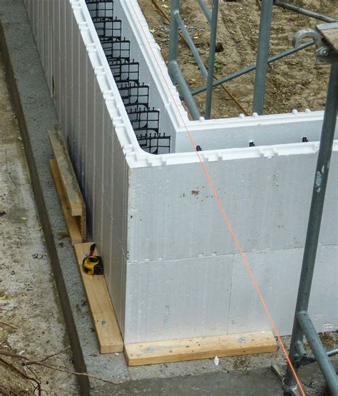 foam basement forms meet saskatchewan s passivhaus homebuilding