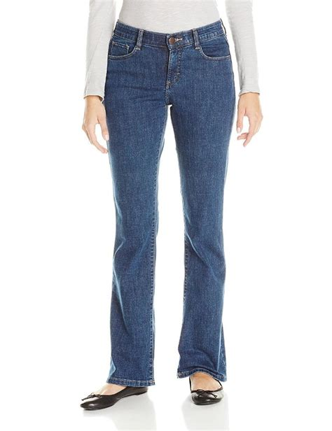 lee comfort waistband stretch pants lee womens jeans comfort fit barely bootcut jean stretch