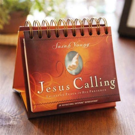 jesus calling 50 devotions for comfort books 75621 bordkalender jesus calling dayspring