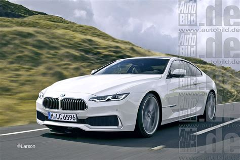 2019 Bmw 6 Series by 2019 Bmw 6 Series Renderings Show A Sleek Design