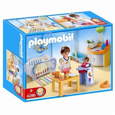 chambre de bébé playmobil playmobil 4286 chambre de b 233 b 233 achat vente univers