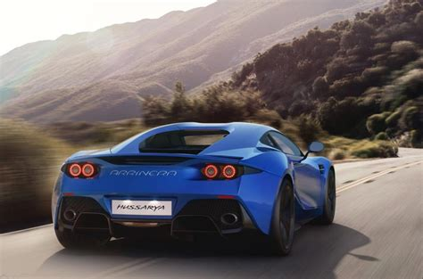New 641bhp Arrinera Hussarya supercar revealed   Autocar