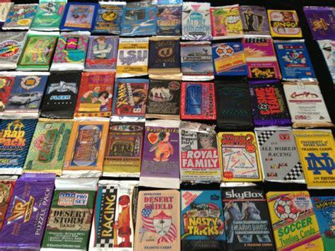 Trading In Gift Cards For Other Gift Cards - 150 assorted vintage non sport sport trading cards stickers lot packs bonus ebay