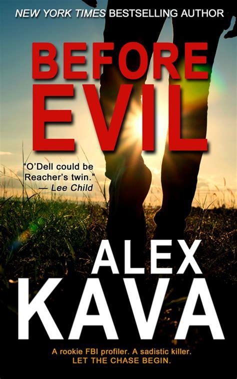 before evil the prequel alex kava
