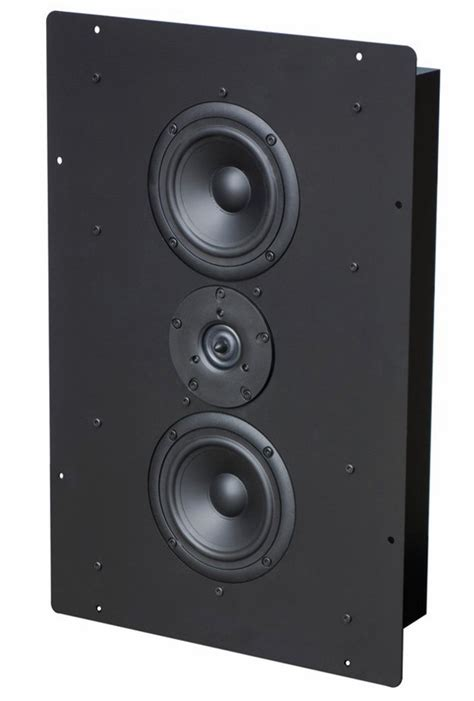 krix scenix in wall home theatre speakers