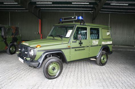 Bundeswehr G Klasse by Mercedes G Klasse Feldj 228 Ger Bundeswehr