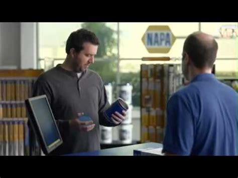patrick warburton commercial napa 2013 super bowl tv commercial know how feat