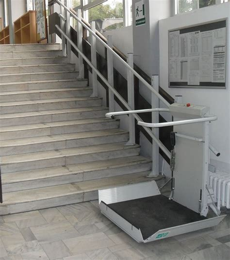 stair rail chair lift s7 sr inclined platform stair lift gt staircase