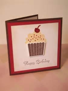 Handmade Birthday Card Ideas For - easy birthday card ideas