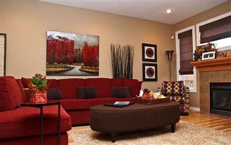 modern living room designs  rich  energetic red colors