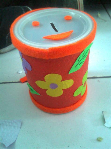 membuat robot dari kaleng zahidatunnisa membuat kaleng bekas menjadi kaleng berharga