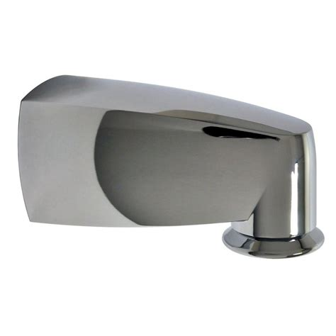 danco 6 in pull tub spout in chrome 10766 the home