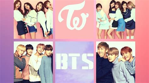 twice and bts bts twice moments compilation youtube