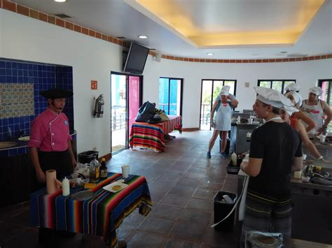 workshop layout for cookery norwegian cruise line mexican cuisine workshop tasting