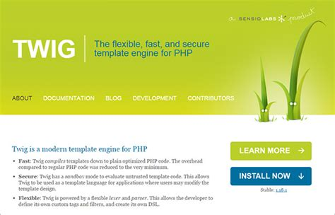 14 best php template engines to design your php web