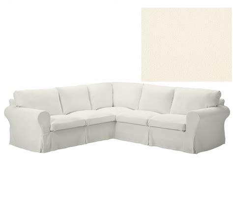 ektorp corner sofa 2 2 slipcover ikea ektorp 2 2 corner sofa slipcover stenasa white