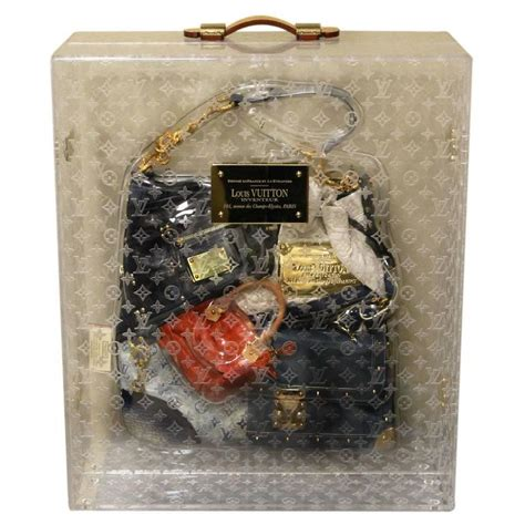 louis vuitton limited edition patchwork tribute collector