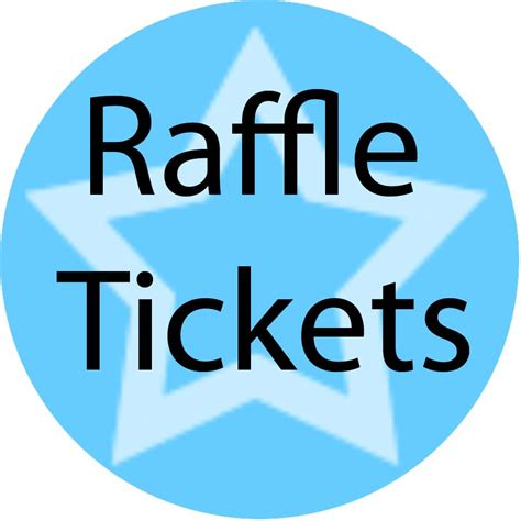 raffle tickets raffle clipart images collection