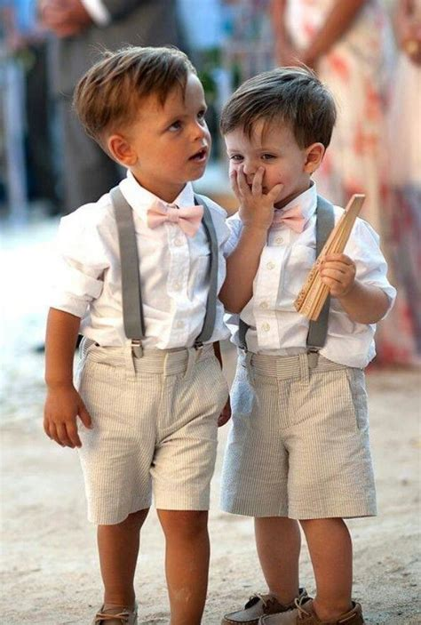 Wedding Attire For Toddlers by Page Boy For My Boys
