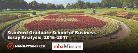 Gmat For Stanford Mba by Stanford Gsb Archives Gmat