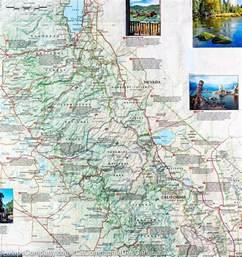 map of nevada and california map of nevada california nevada national
