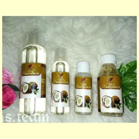 jual jual vco asli  ml extra virgin coconut oil