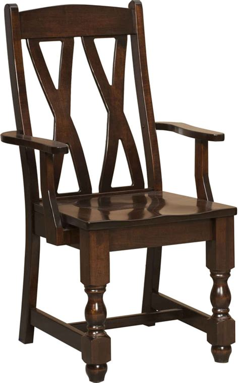 amish artisans collaborate to create a new solid wood furniture design the custer dining set brandenberry amish furniture offers new brandenberry