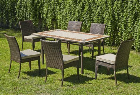 table de jardin en mosaique 2630 stunning salon de jardin metal et mosaique pictures