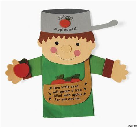 johnny appleseed crafts preschool crafts for kids johnny appleseed crafts johnny appleseed paper bag