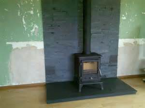 Slate Panels For Fireplace by Slate Tile Hearth Firefox 5 With Slate Panelling On