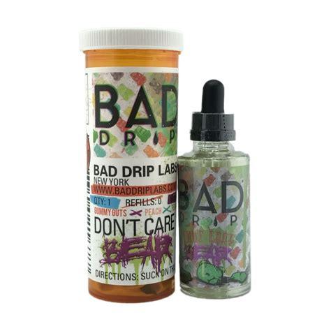 Bad Drip 30ml Perminum Liquid Usa Diskon bad drip bad drip don t care 60ml