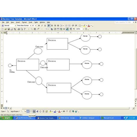 decision tree in visio 28 images goxam sles decision