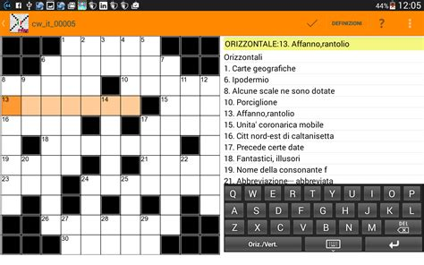 easy crossword puzzles app italian crosswords app android apps on google play
