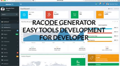 website tutorial generator racode 750x410