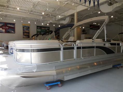 bennington pontoon boats for sale in ct pontoon new and used boats for sale in connecticut