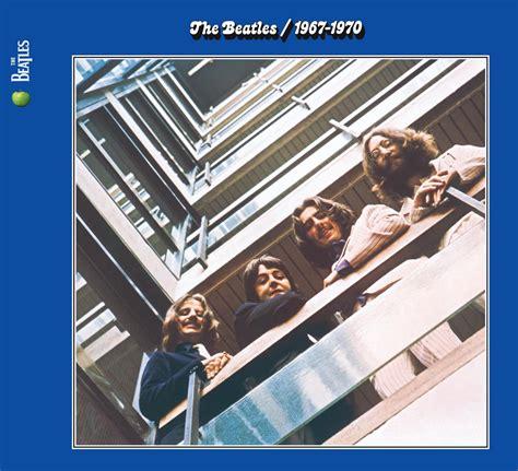 blue album s the beatles album covers
