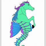 Half Horse Half Fish | 656 x 706 jpeg 51kB