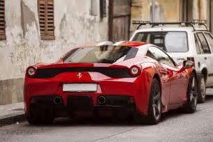 458 Italia Back 458 Back