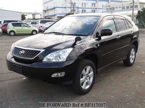 toyota harrier 2008 used 2008 toyota harrier 240g cba acu30w for sale