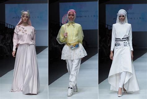Wardah Bordir 2 wardah brand kosmetik resmi jakarta fashion week 2016