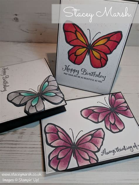 Beautiful Day Set 421 best cards su butterflies images on