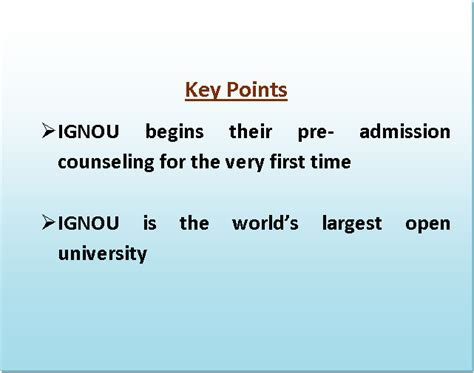 Mba Corporate Governance Ignou by International Business Ignou Mba In International Business
