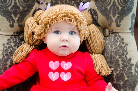 crochet pattern for cabbage patch kid hat cabbage patch hat