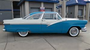 1956 Ford Crown 1956 Ford Crown 312cid Automatic P S