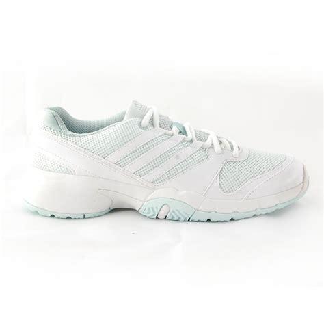 adidas bercuda 3 s tennis shoes white