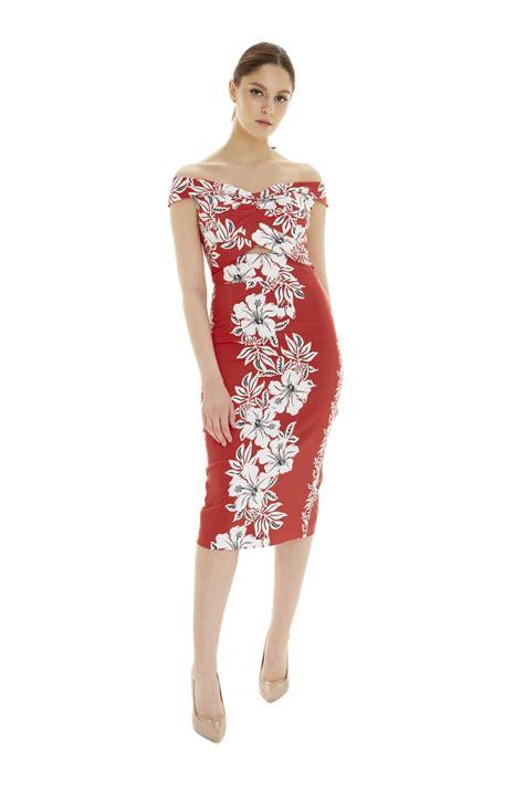 the dress the pretty dress company kai hawaiian pencil dress
