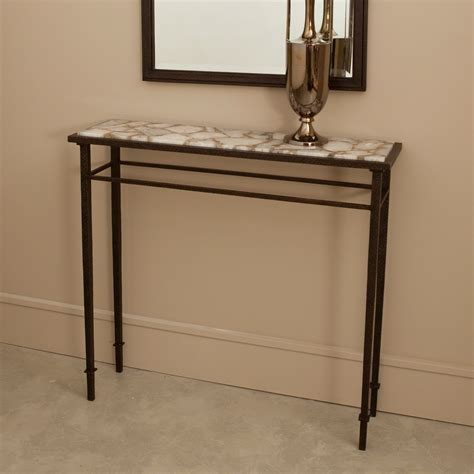 Small Console Table Global Views Studio A Grand Small Console Table On Sale