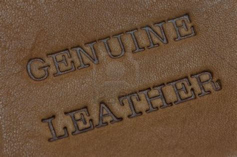 How To Tell If A Is Real Leather by Feed Your Brain With These Fascinating Facts Caveman