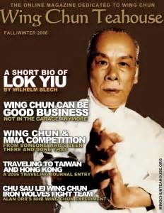 Augustine Fall 2006 by Wing Chun Articles List The Wing Chun Archive Ving Tsun